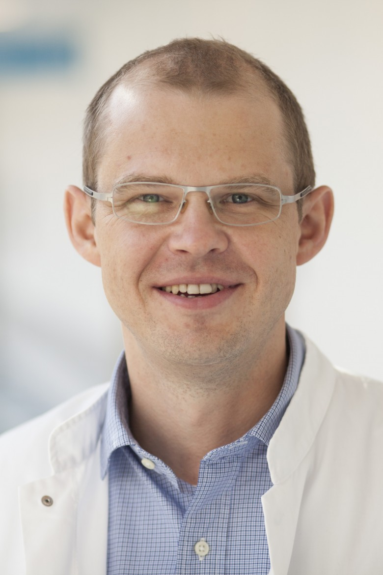 PD Dr. med. habil. Andreas Reske : Guest researcher and group leader - Life Support Systems