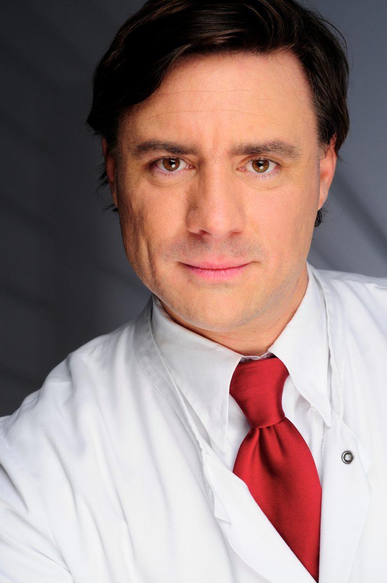 Prof. Dr. med. habil. Christian D. Etz : Clinical Advisor |  Cardiac Surgery