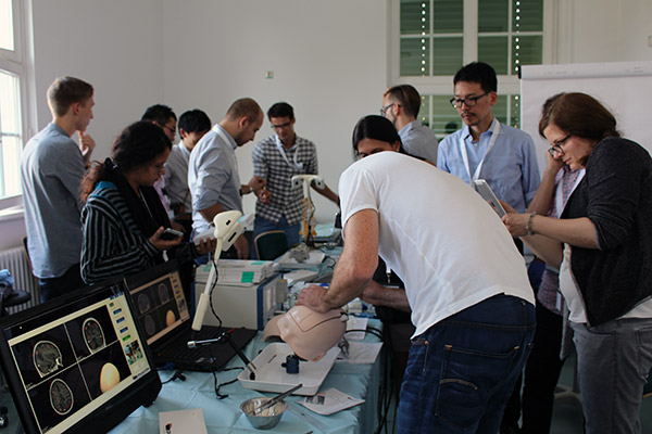 Hands-on workshop – computer-assisted technologies in cardiovascular and image-guided interventions